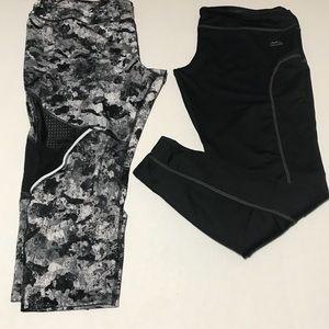 Pants - Two Plus Size Athletic Pants Sz. XXL